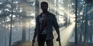Hugh Jackman i Logan: The Wolverine