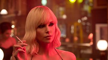 Charlize Theron i Atomic Blonde