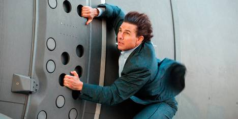 Tom Cruise i Mission: Impossible 5