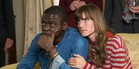 Daniel Kaluuya og Allison Williams i Get Out