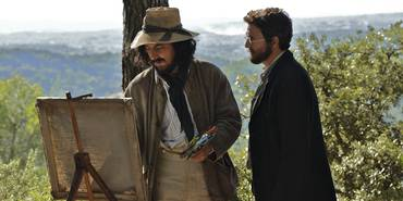 Guillaume Gallienne og Guillaume Canet i Cezanne & Zola