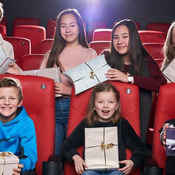 Kinogaven - gavekort på kino