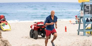 Dwayne Johnson i Baywatch