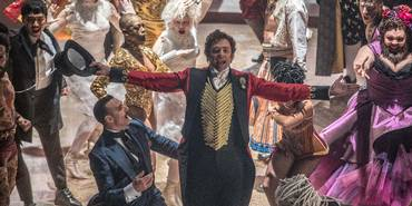 Hugh Jackman i The Greatest Showman