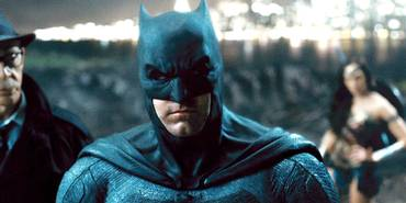 Ben Affleck som Batman i Justice League
