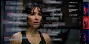 Noomi Rapace i What happened to Monday?