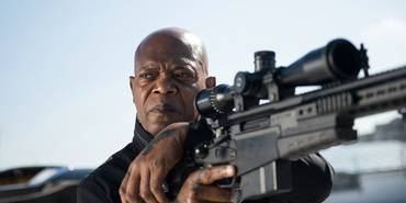 Samuel L. Jackson i The Hitman's Bodyguard