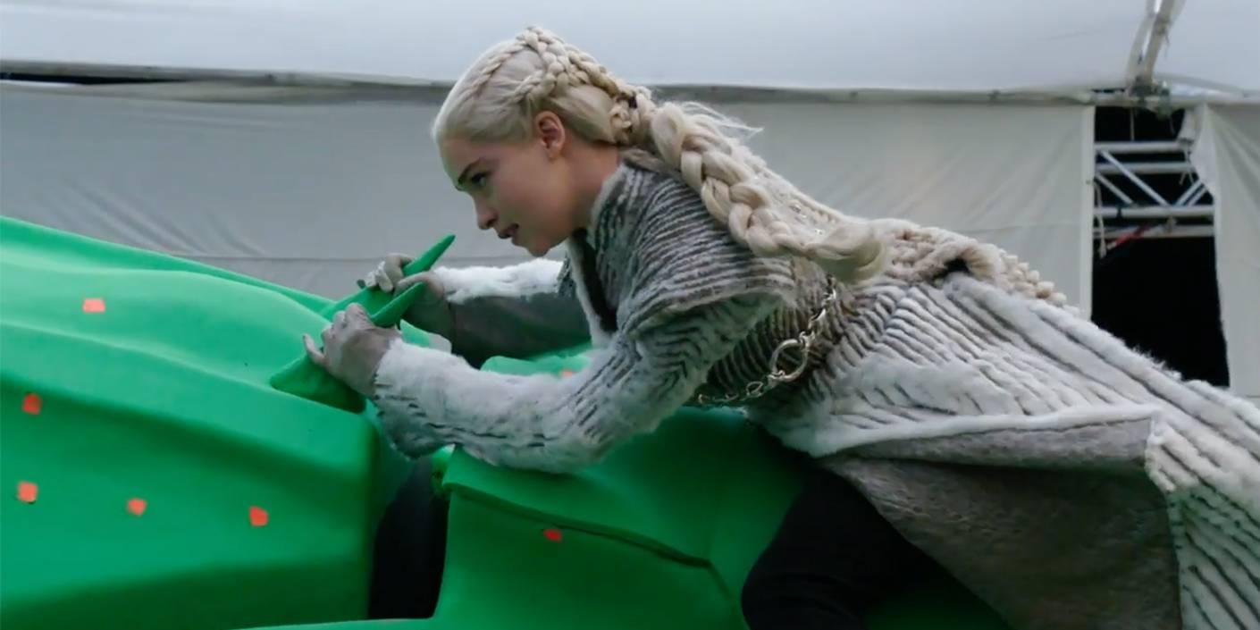 Emilia Clarke sier neste GoT-slag blir enda større!