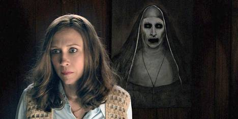 The Conjuring 2 og The Nun
