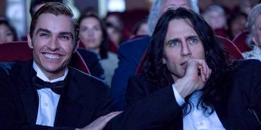 Dave og James Franco i The Disaster Artist