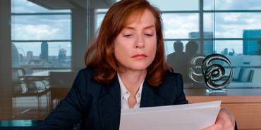 Isabelle Huppert i Happy End