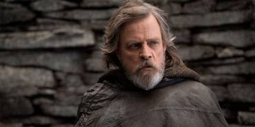 Mark Hamill i Star Wars VIII: The Last Jedi