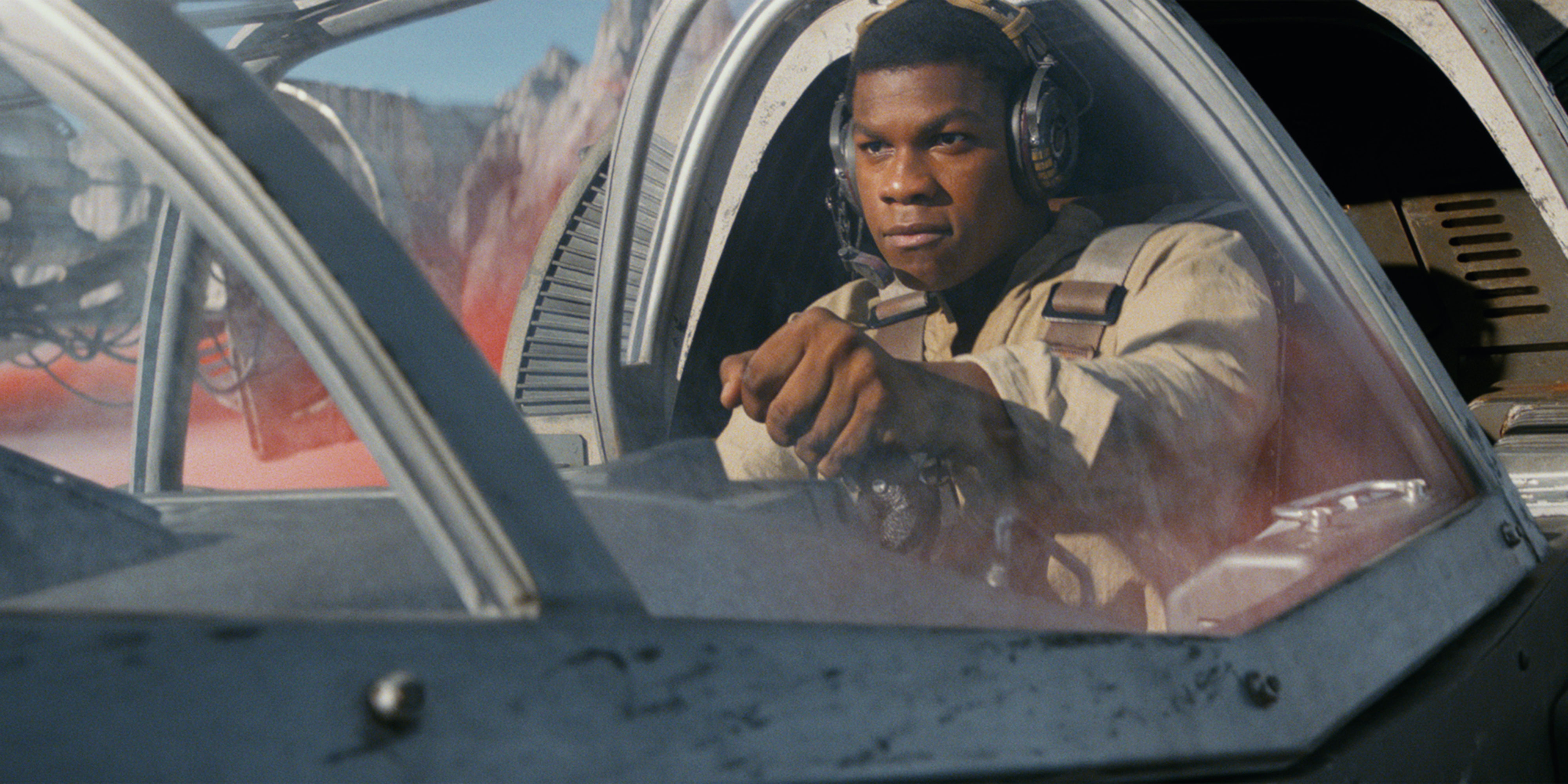 John Boyega er tilbake i Star Wars: The Last Jedi