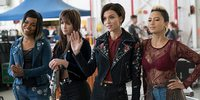 Ruby Rose og Andy Allo i Pitch Perfect 3