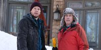 Mark Wahlberg og Will Ferrell i Daddy's Home 2