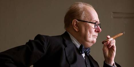 Gary Oldman i Darkest Hour