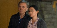 Christoph Waltz og Hong Chau i Downsizing