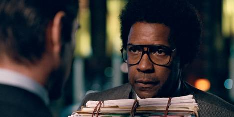 Denzel Washington i Roman Israel