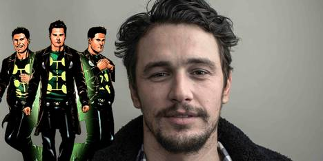 James Franco blir Marvels Multiple Man