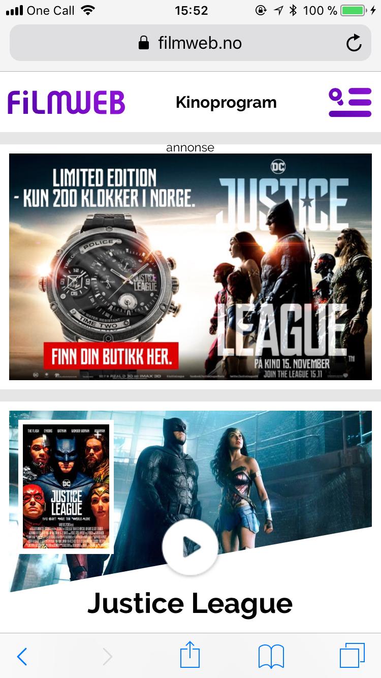 Justice_League_klokke