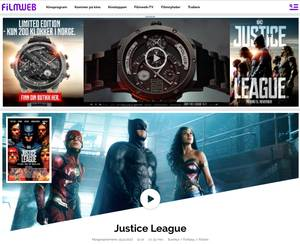Justice_League_klokke1