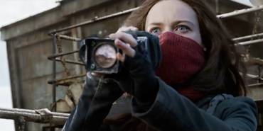 Hera Hilmar i Mortal Engines