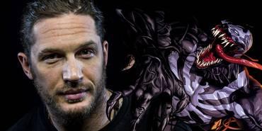 Tom Hardy blir Venom