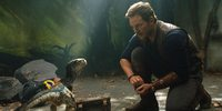 Chris Pratt i Jurassic World: Fallen Kingdom