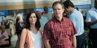 Kristen Wiig og Matt Damon i Downsizing