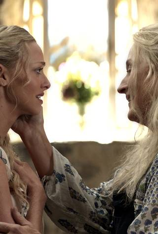 Amanda Seyfried og Meryl Streep i Mamma Mia: Here We Go Again