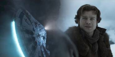 Alden Ehrenreich i Solo: A Star Wars Story