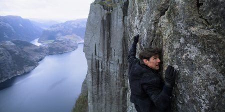 Tom Cruise i Mission: Impossible - Fallout