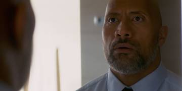 Dwayne Johnson i Skyscraper