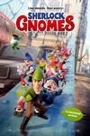 Plakat: Sherlock Gnomes (Norske stemmer)