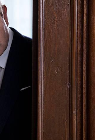 Rowan Atkinson i Johnny English Strikes Again