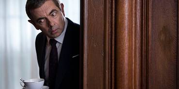 Rowan Atkinson i Johnny English Strikes Again