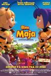 Plakat: Bien Maja - Honninglekene