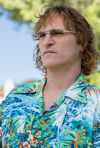 Joaquin Phoenix i Don't Worry, He Won't Get Far on Foot