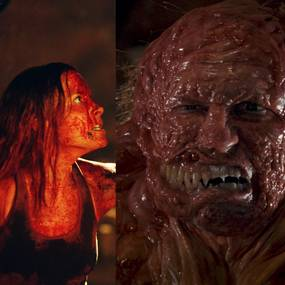 The Descent, Slither, Raw