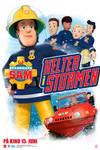 Plakat: Brannmann Sam: Helter i Stormen