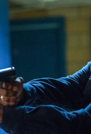 Denzel Washington i The Equalizer 2