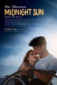 Midnight sun plakat