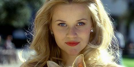 Reese Witherspoon i Lovlig blond