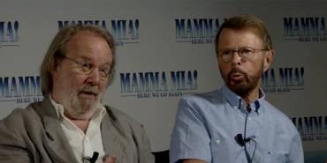 Bjørn Ulvaeus og Benny Andersson