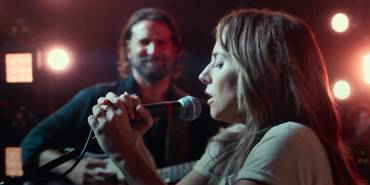 A star is born plakat