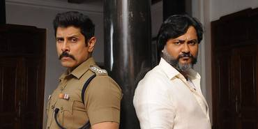 Saamy 2 - Tamil Film