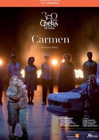 Carmen - Opera de Paris 18/19