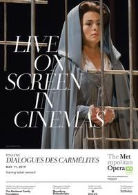 Dialogues des Carmélites - Metropolitan Opera 18/19