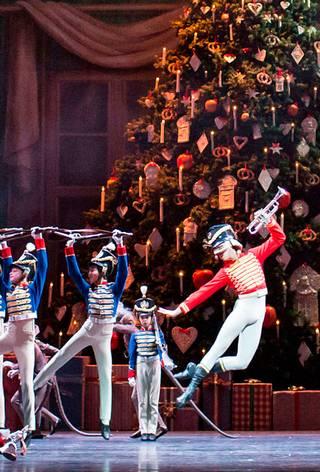 The Nutcracker - Royal Opera House 18/19