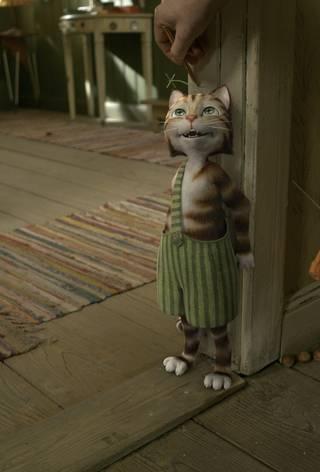 Gubben og Katten - Findus Flytter Ut